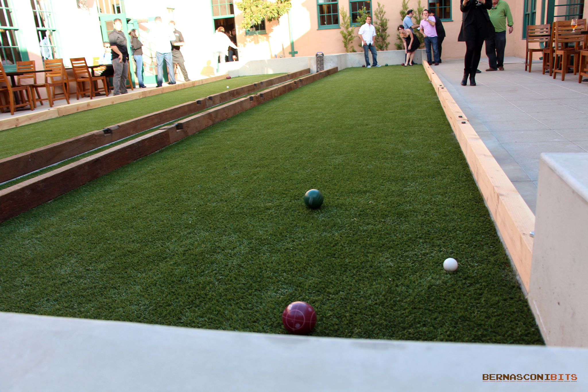 Bocce Ball Lawn Rules : What+Is+Bocce+Ball Bocce Ball Courts ? Stone Brewing World Bistro