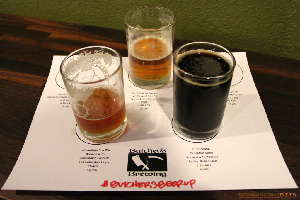 The Beer - Butcher's Brewing