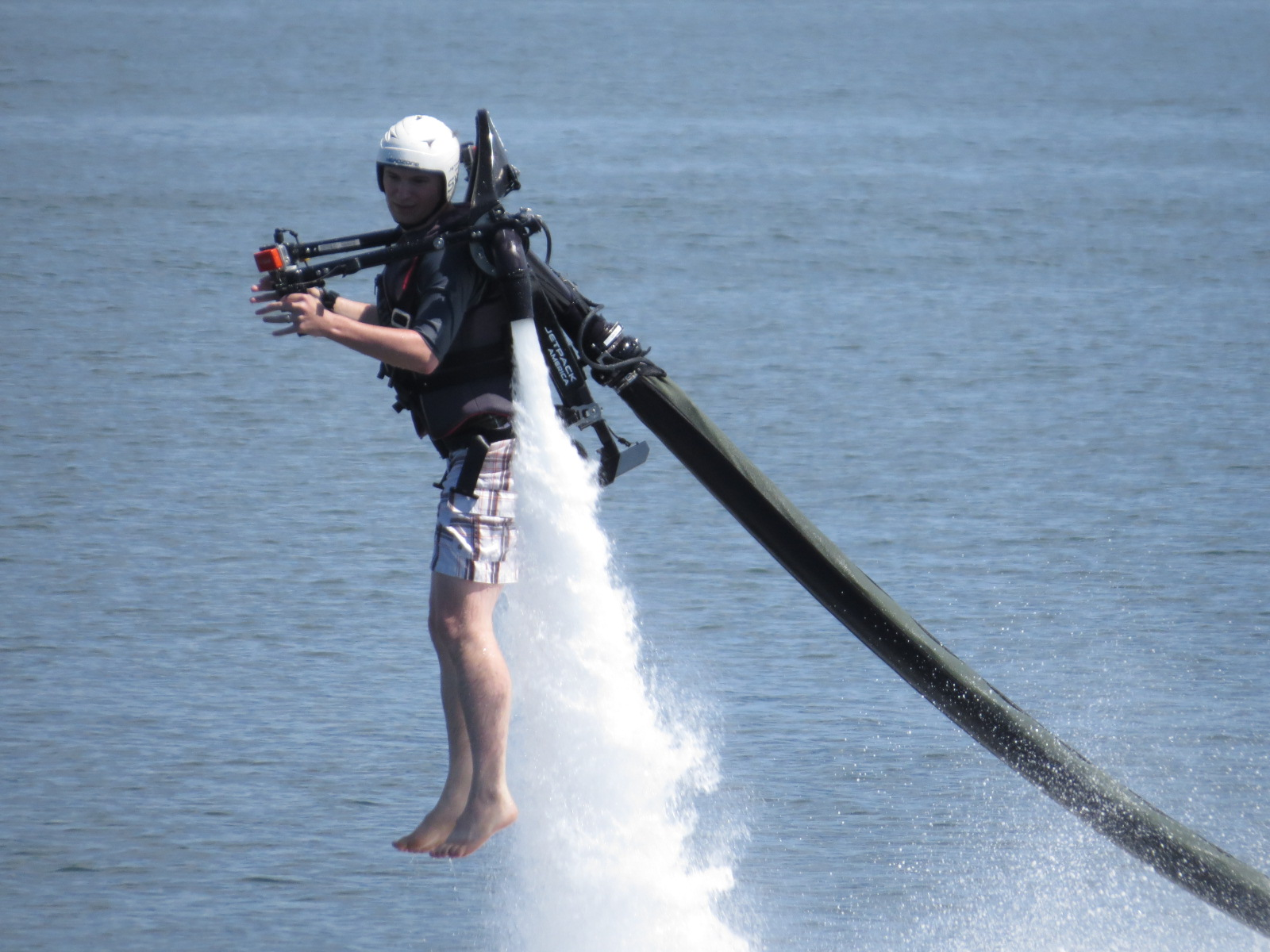 Jetpack America in Mission Bay
