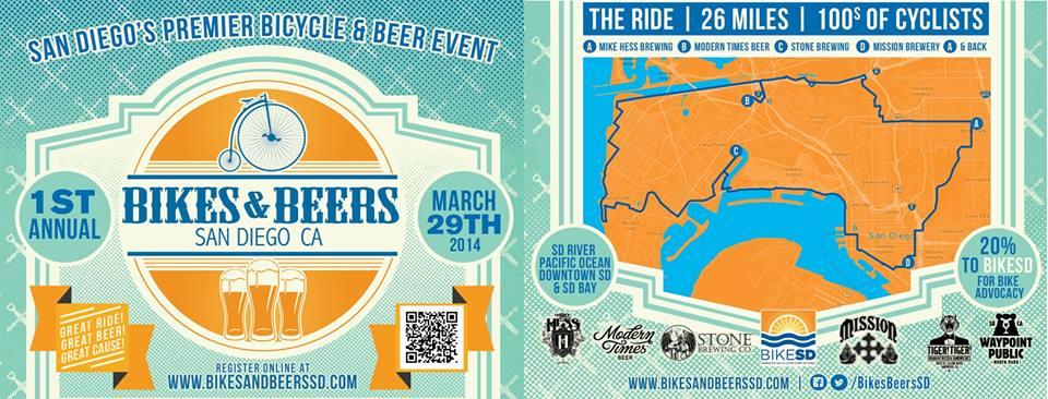 Bikes & Beer San Diego, CA 2014