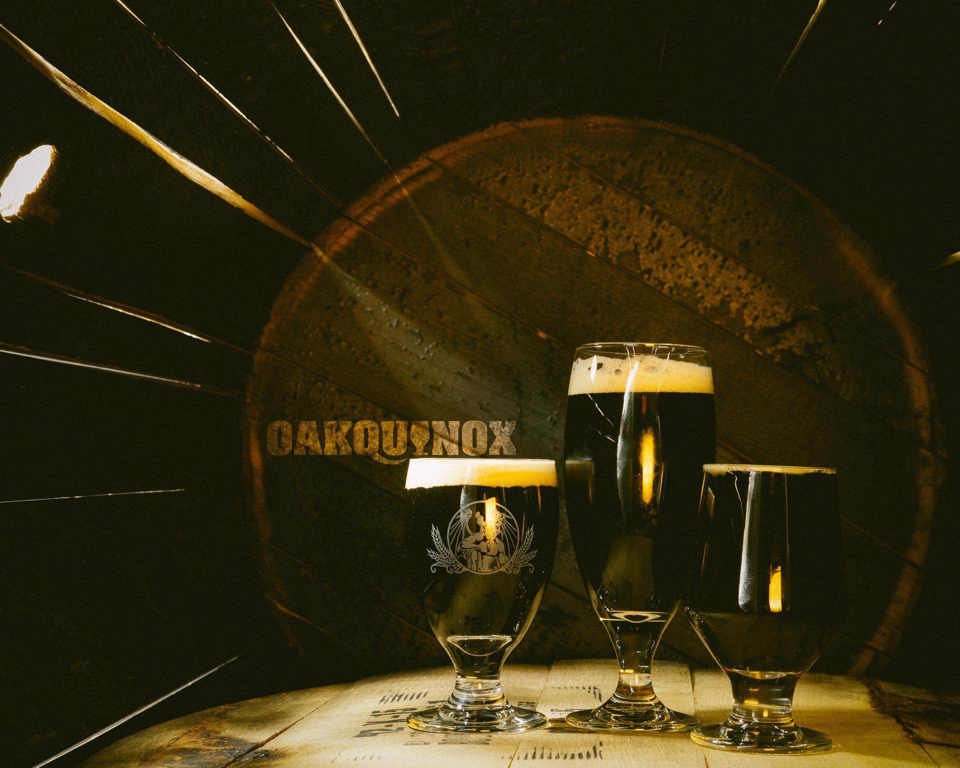 Oakquinox 2014 - Stone Brewing World Bistro & Gardens Escondido