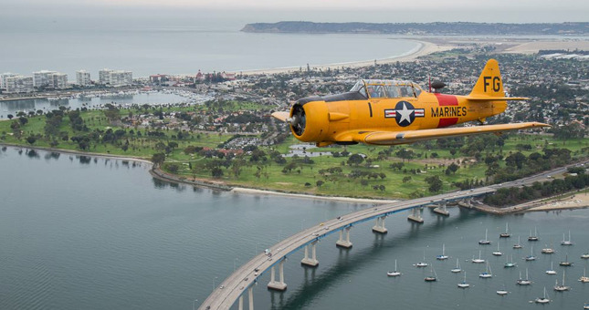 Air Shows and Aviation Museums in San Diego