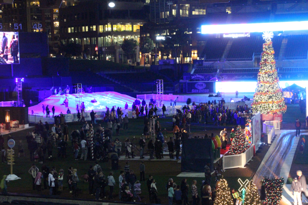 The Field - Holiday Wonderland at Petco Park